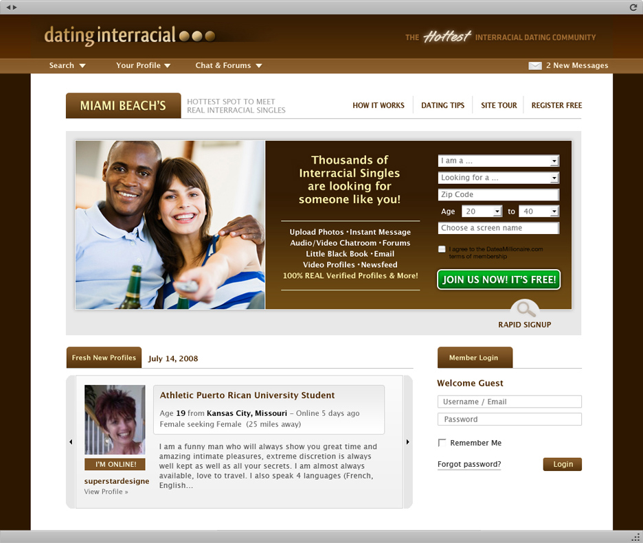 seco singles dating site Dating in arroyo seco: welcome if you're single in arroyo seco and haven't tried us yet, why not try now you have nothing to lose we're a totally free dating site in arroyo seco paid dating sites are boring, we're a lot more fun we have singles forums, chat, groups for all types of interests, friends, and a lot more.